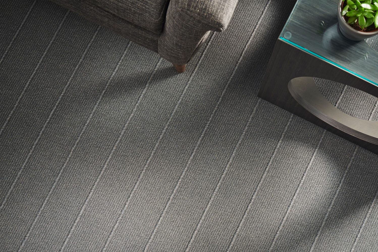 It also meets new requirements for indoor air quality credit on low emitting flooring (CRI Green Label Plus) and low TVOCs.