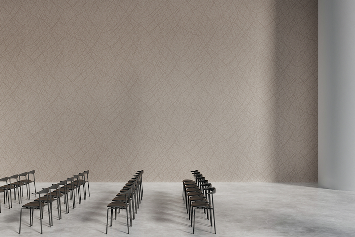 Carnegie announced the Xorel No Match wallcovering collection.