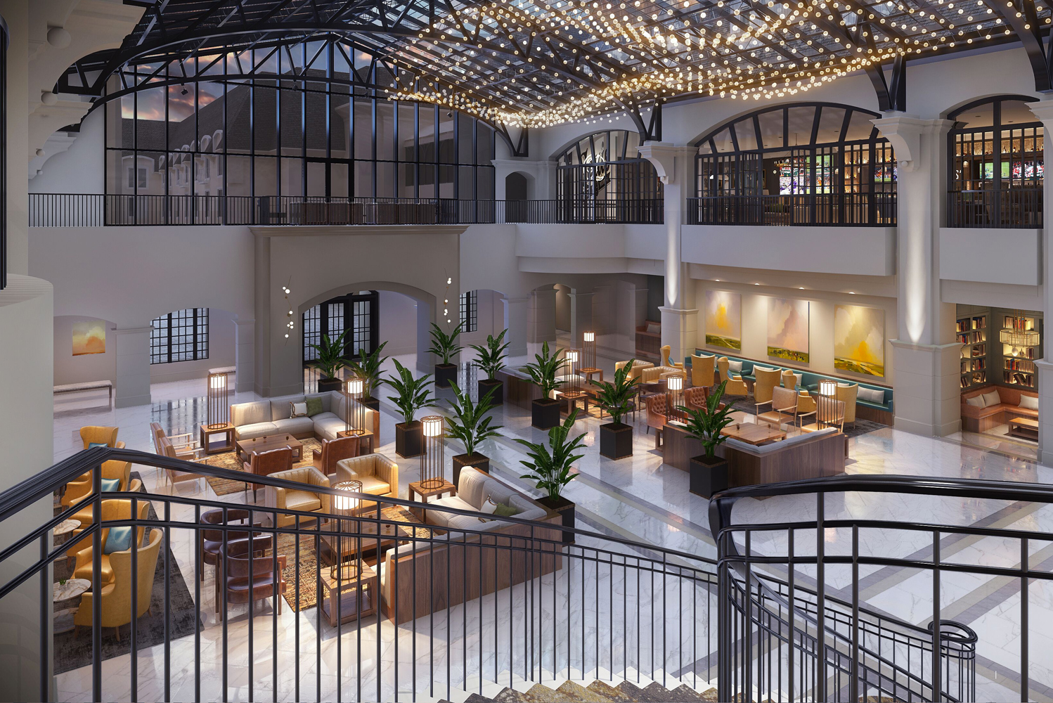 The transformation will include a complete overhaul of 251 guestrooms and 24 suites, four new food and beverage outlets, the winery, as well as the resort lobby.