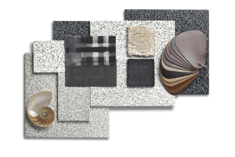 DuPont Corian Design introduced new aesthetics.