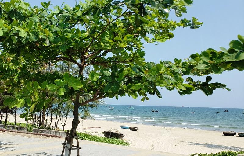 Beach near Da Nang