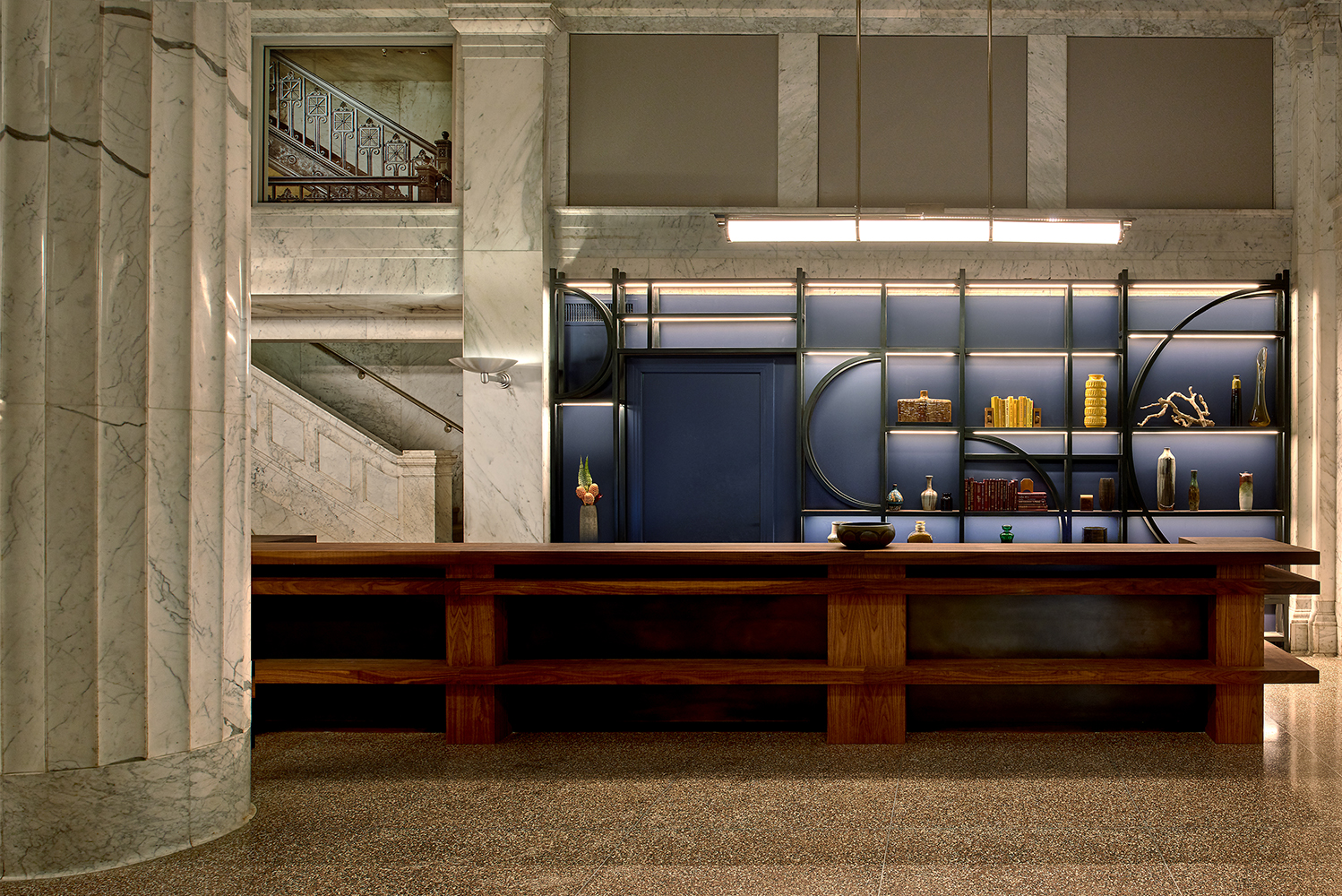 The Hotel Minneapolis reopened following a full transformation and rebrand.