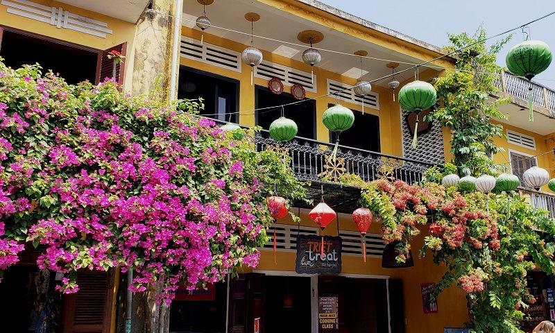 Hoi An, Vietnam, a UNESCO World Heritage Site