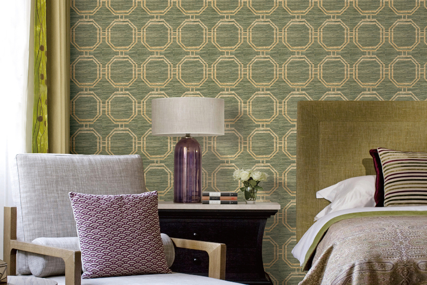 DuPont Electronics & Imaging (DuPont) announced the Tedlar wallcoverings, certified for low chemical emissions from volatile organic compounds (VOCs).