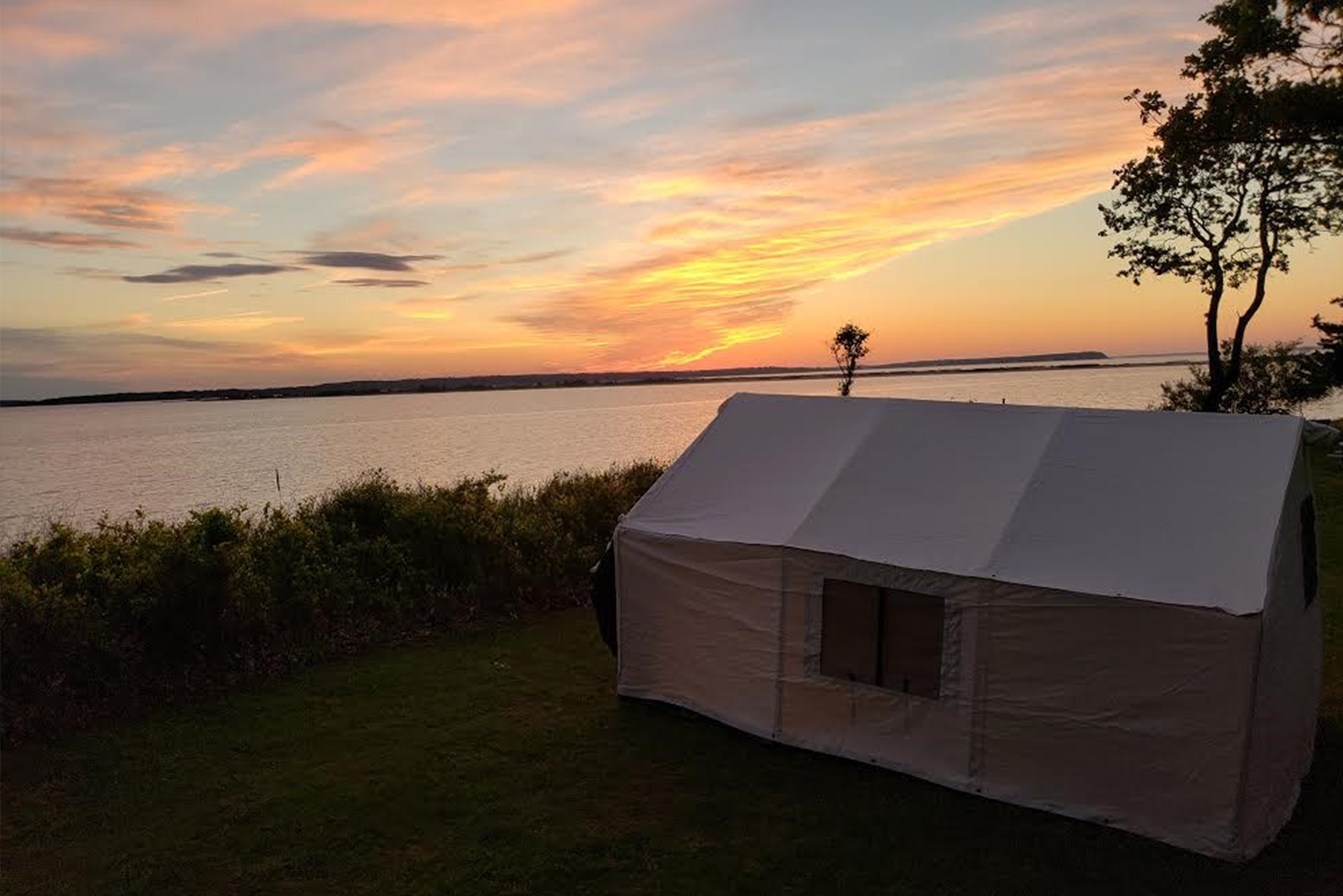 Terra Glamping: East Hampton will open from May 24 to the last weekend of October.