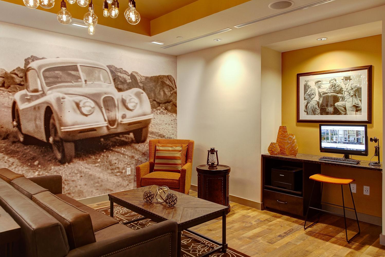 Interior design involved Stibler Associates of Bedford, New Hampshire.