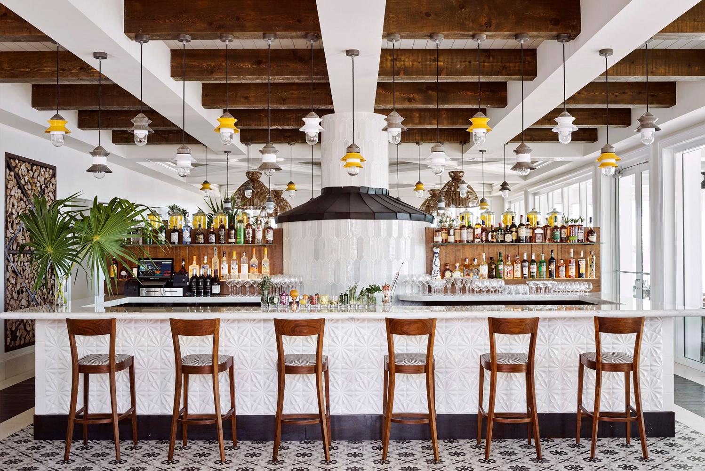 Located on Knights Key in Marathon, Florida, near Seven Mile Bridge, Isla Bella is the first hotel of developer Pritam Singh & The Singh Company.