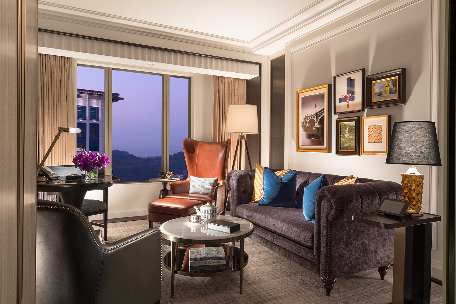 The Londoner Macao will be Sands' latest collaboration with David Beckham, who will work with the interior design team.