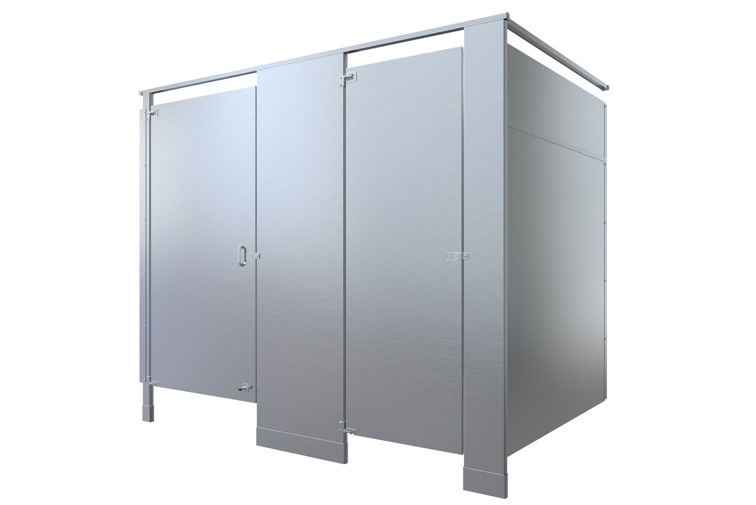 Bradley Corporation launched the Mills privacy partitions for restroom.