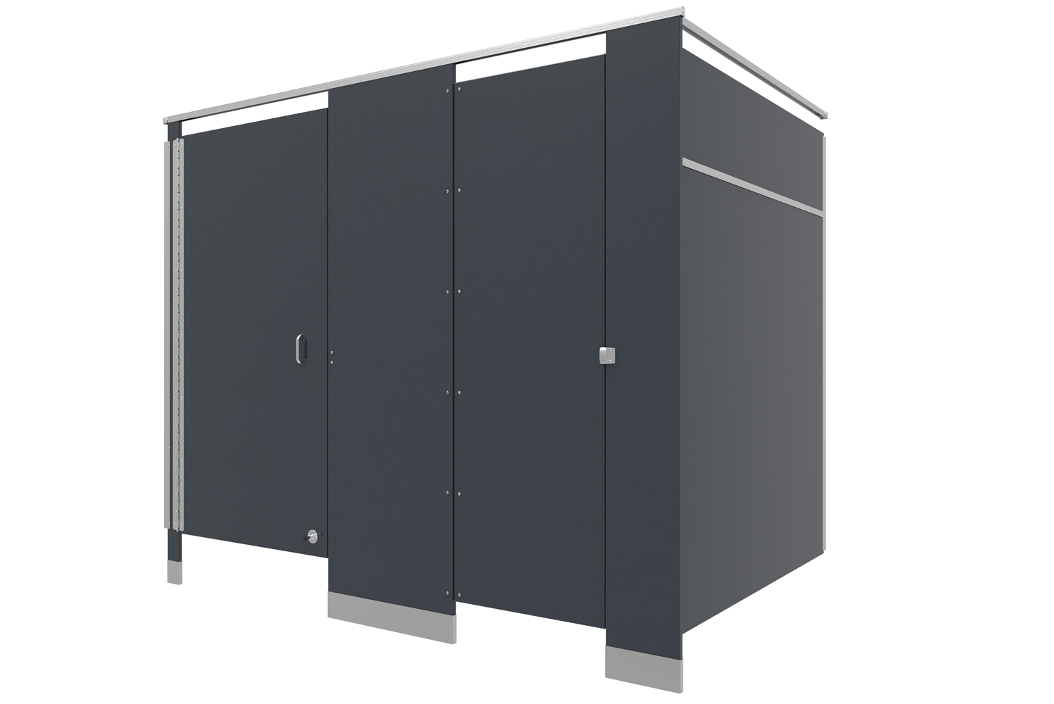 "To provide additional space, panels are available up to 84"" deep, and feature a new aluminum H bracket that provides a cleaner design aesthetic and faster installation."
