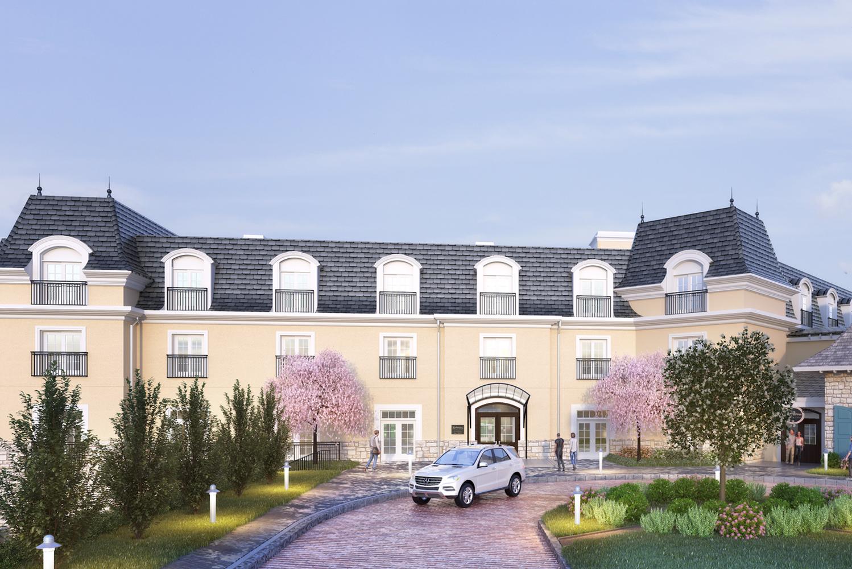 The Mirbeau Companies is slated to open Mirbeau Inn & Spa Rhinebeck in Rhinebeck, N.Y. this autumn.