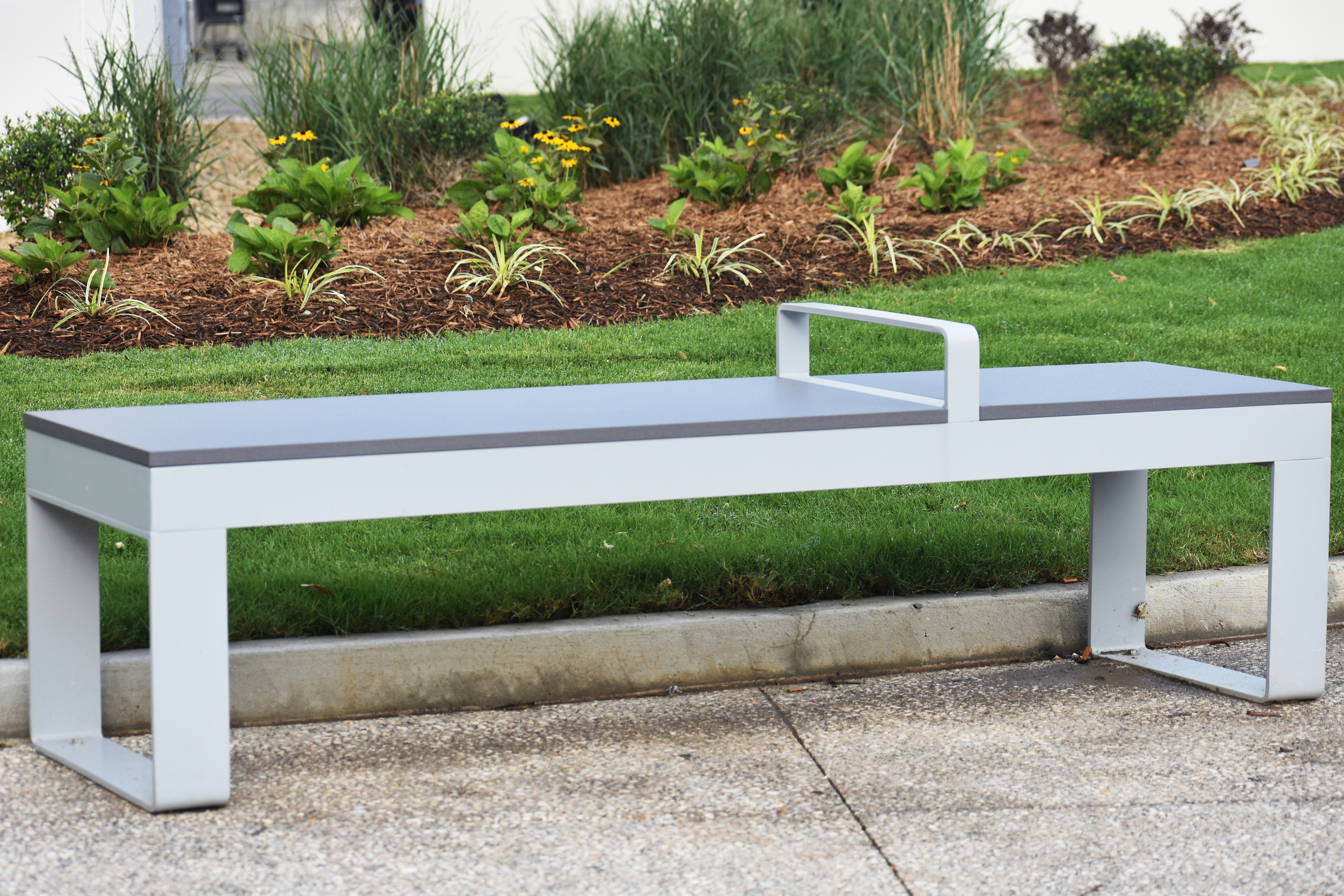 Outdoor Seating Materials Highlight Comfort Durability Hotel Management