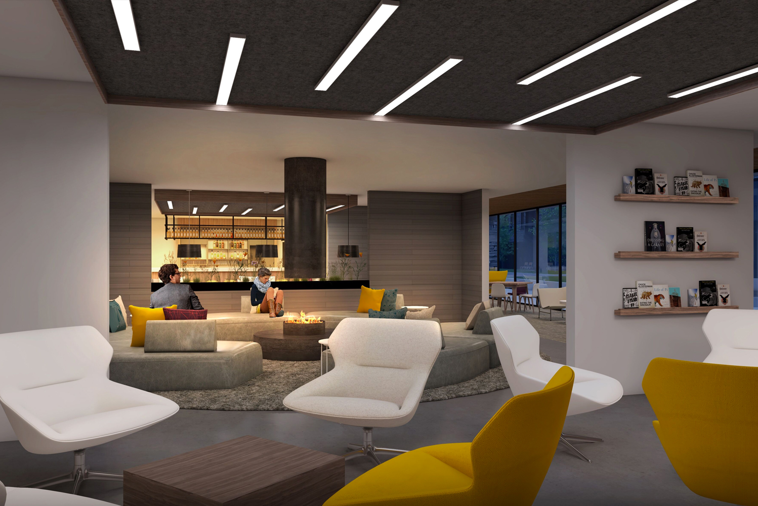 To be called YotelPad Mammoth, the ski property will be the first new development built in the village area at Mammoth Mountain in more than 10 years.