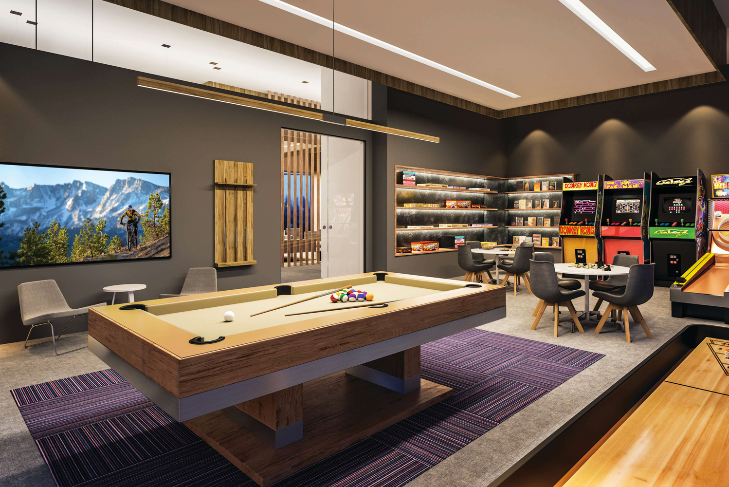 Yotel worked with Method Studios in the design of 177-unit YotelPad Mammoth.