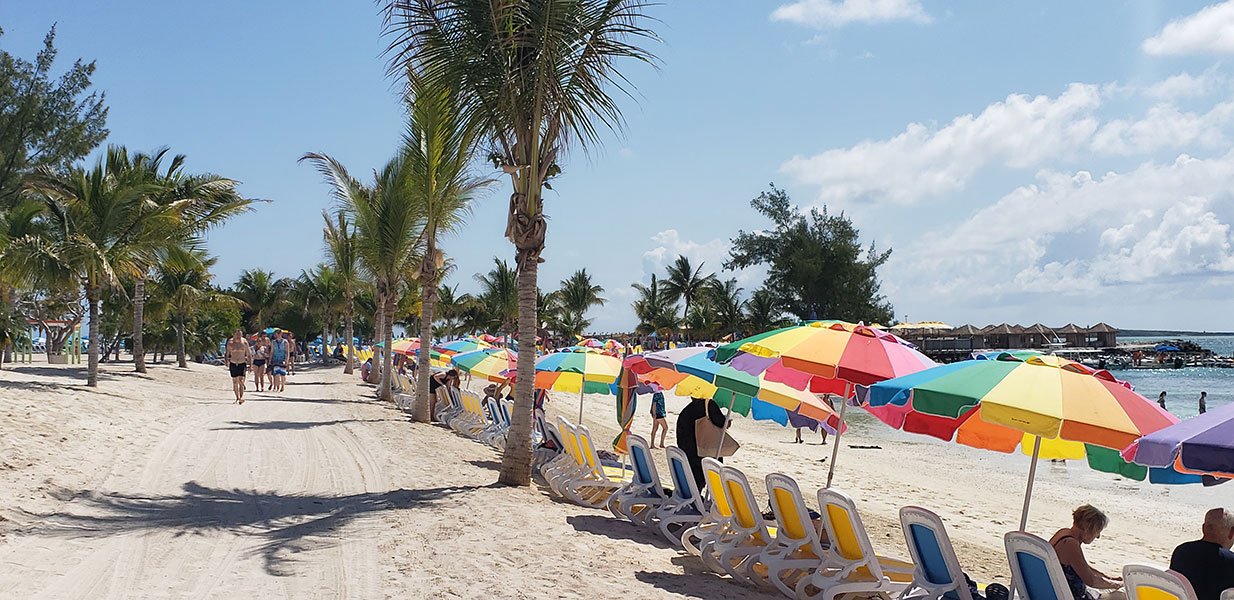 The South Beach area // Photo copyright by Susan J. Young