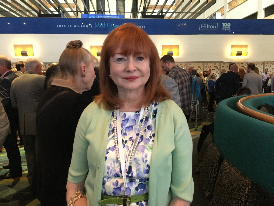 NYU Conference icon Dorothy A. Jennings, EVP at HVS