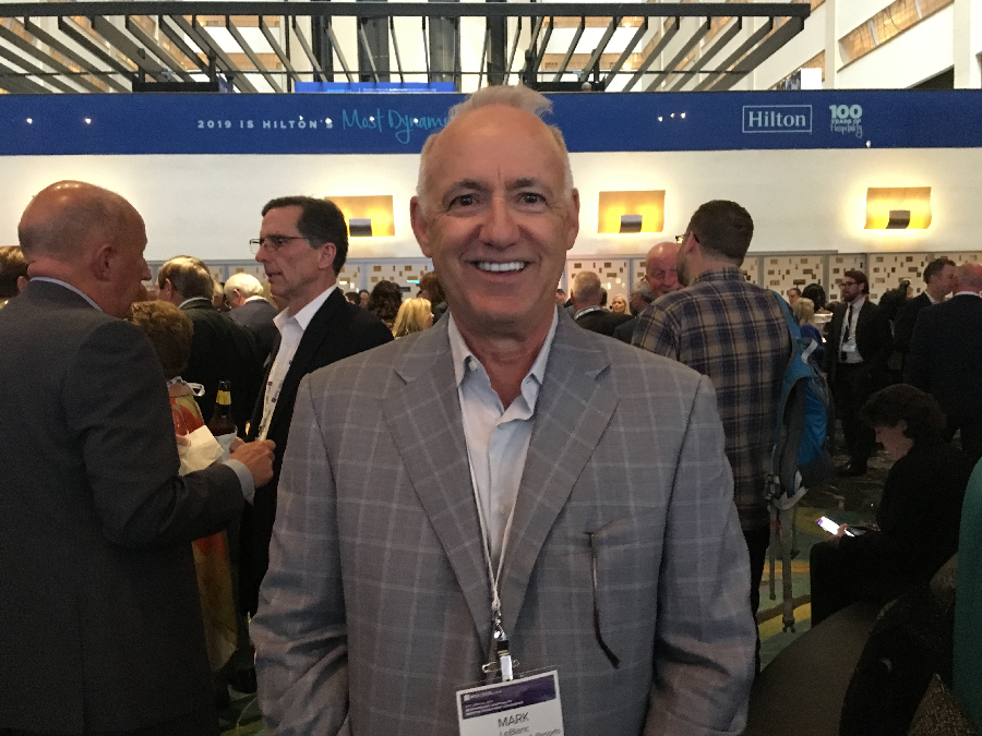 Mark LeBlanc, EVP of development and acquisitions at Interstate Hotels & Resorts