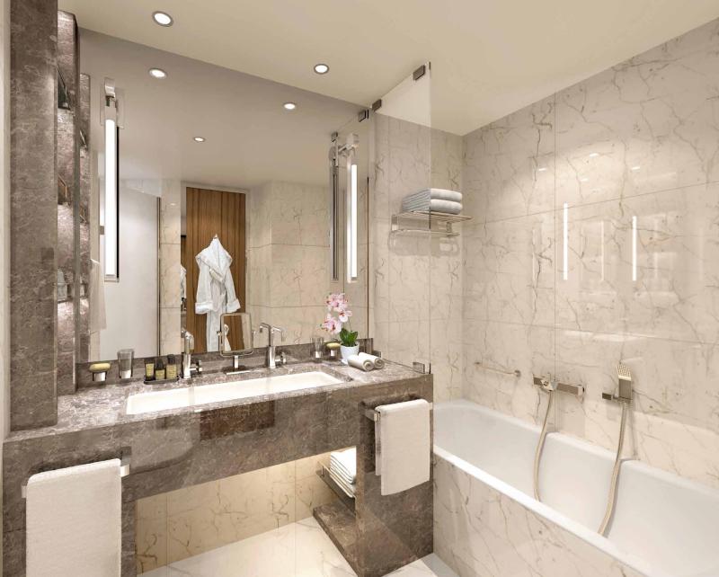 Veranda Suite (Bathroom)