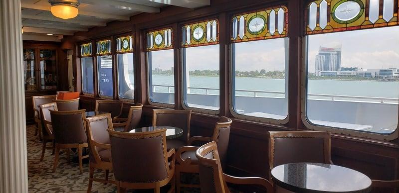 Tavern Bar window area seating