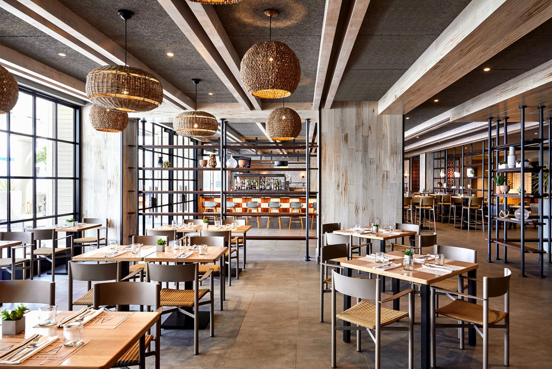The Coronado Island Marriott Resort & Spa, a property in Southern California, opened a new bayside dining venue, Albaca.