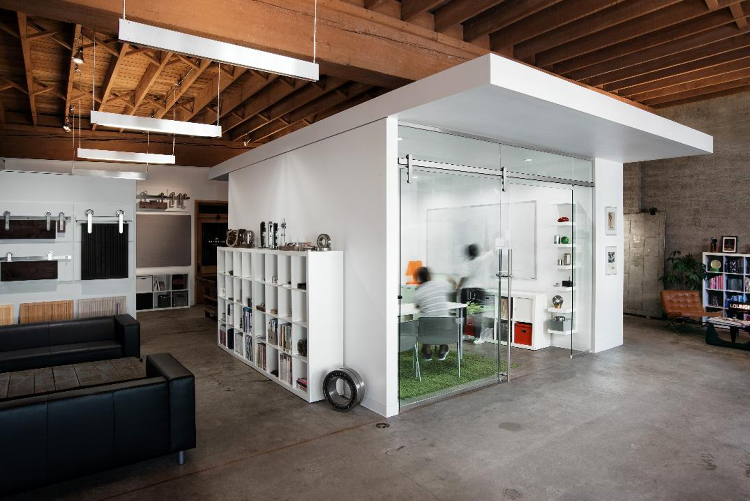 Krownlab launched the Loki sliding door system, designed with high-use projects in mind.