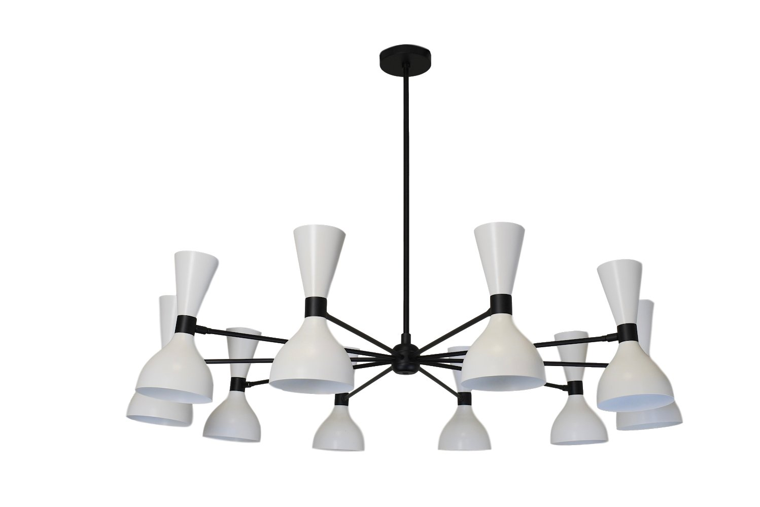 Blueprint Lighting launched the Ludo ceiling fixture.