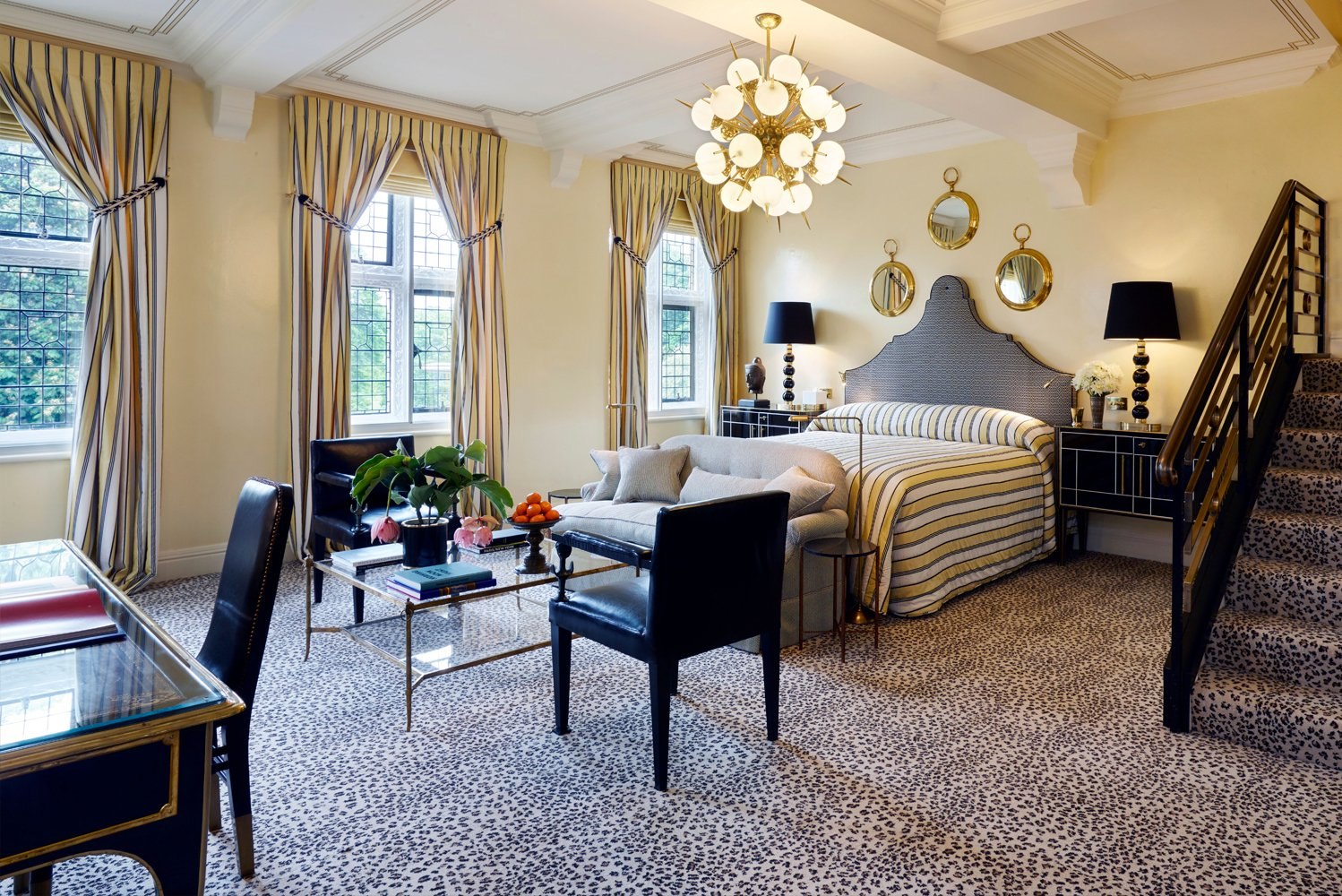 The Milestone Hotel & Residences, located across from Kensington Gardens, has completed the final phase of its renovations.