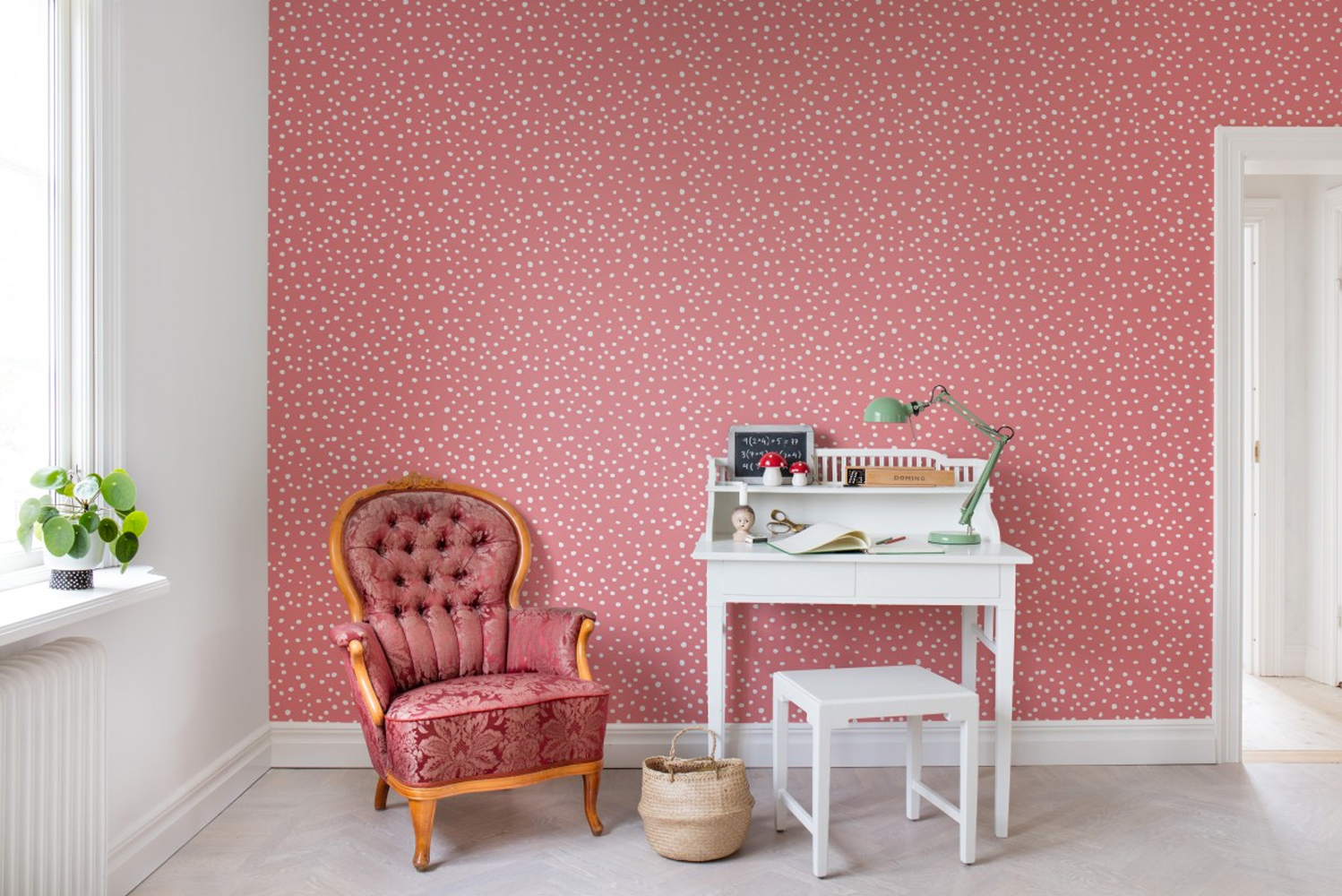 Introducing Nostalgia Anew, a new wallpaper collection from Rebel Walls.