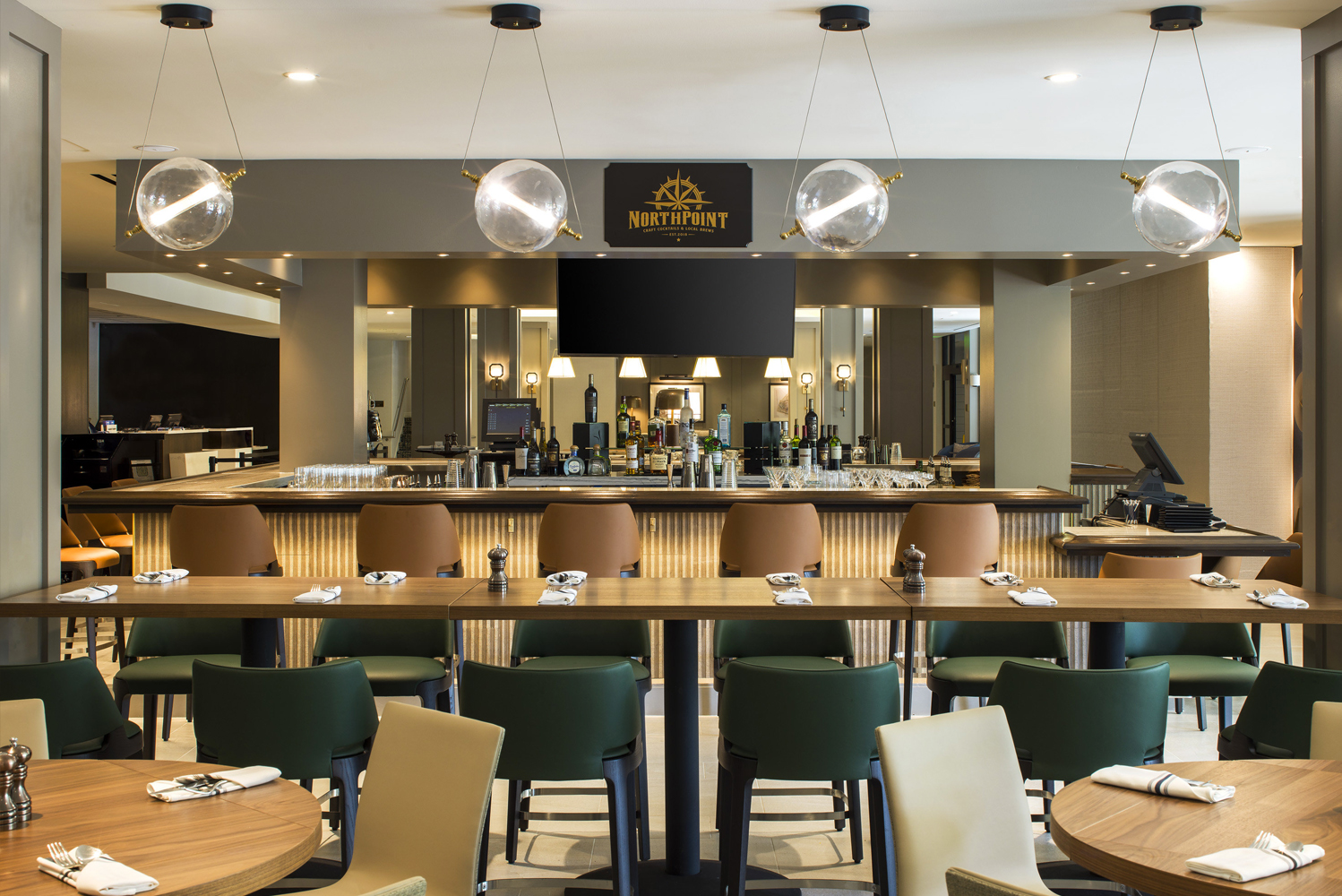 Sheraton Fisherman's Wharf completed its $30 million redesign.