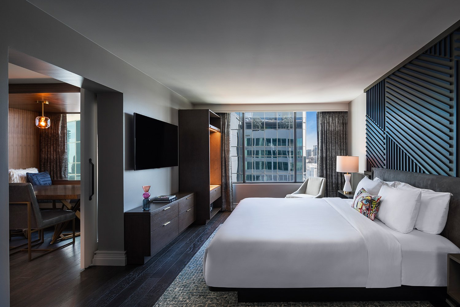 Woodbine Legacy Investments  completed a $20 million renovation on W Atlanta-Buckhead, a 12-story, 291-room hotel in Atlanta's Buckhead neighborhood.