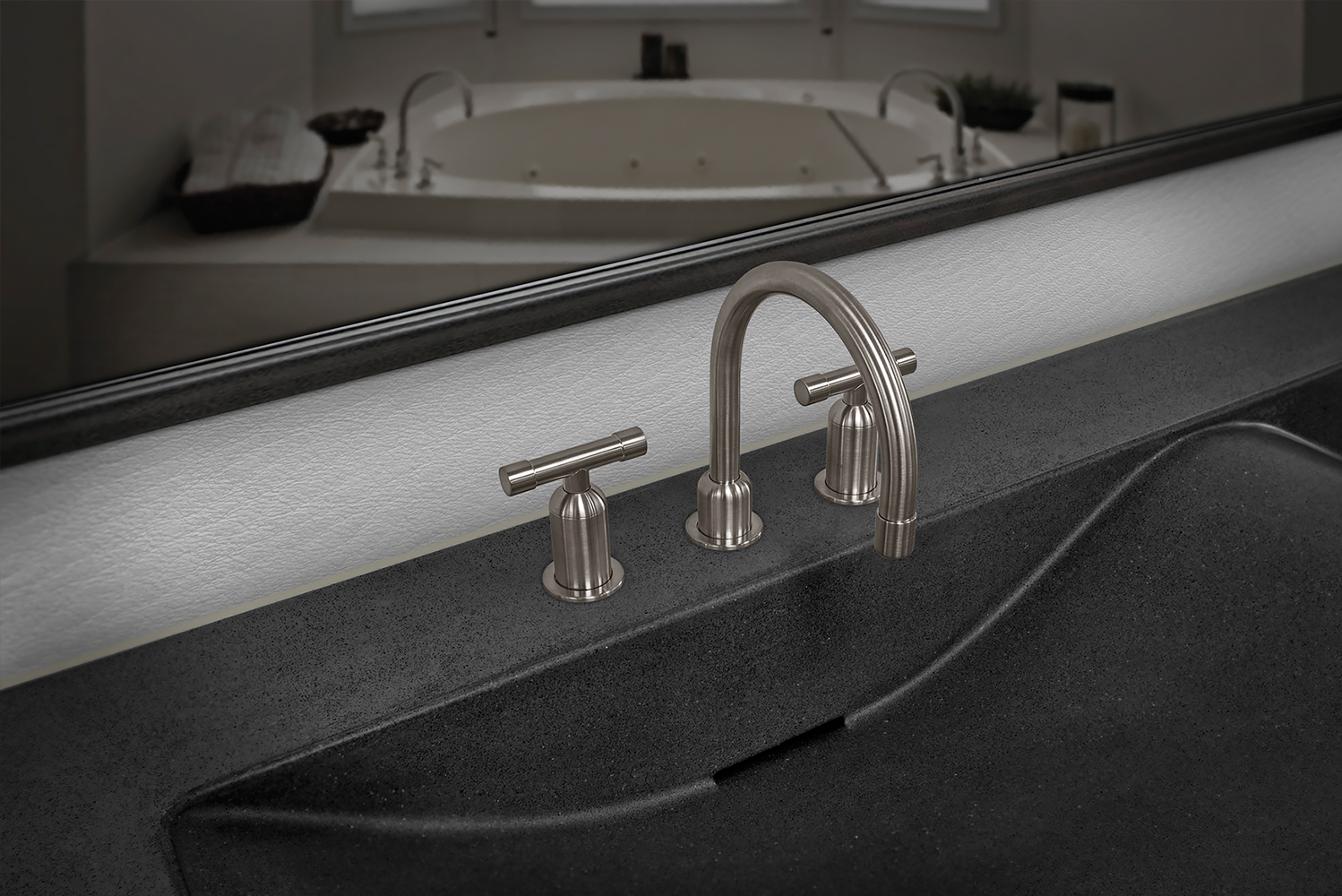 Sonoma Forge launched the WherEver faucets from the company's WaterBridge collection.