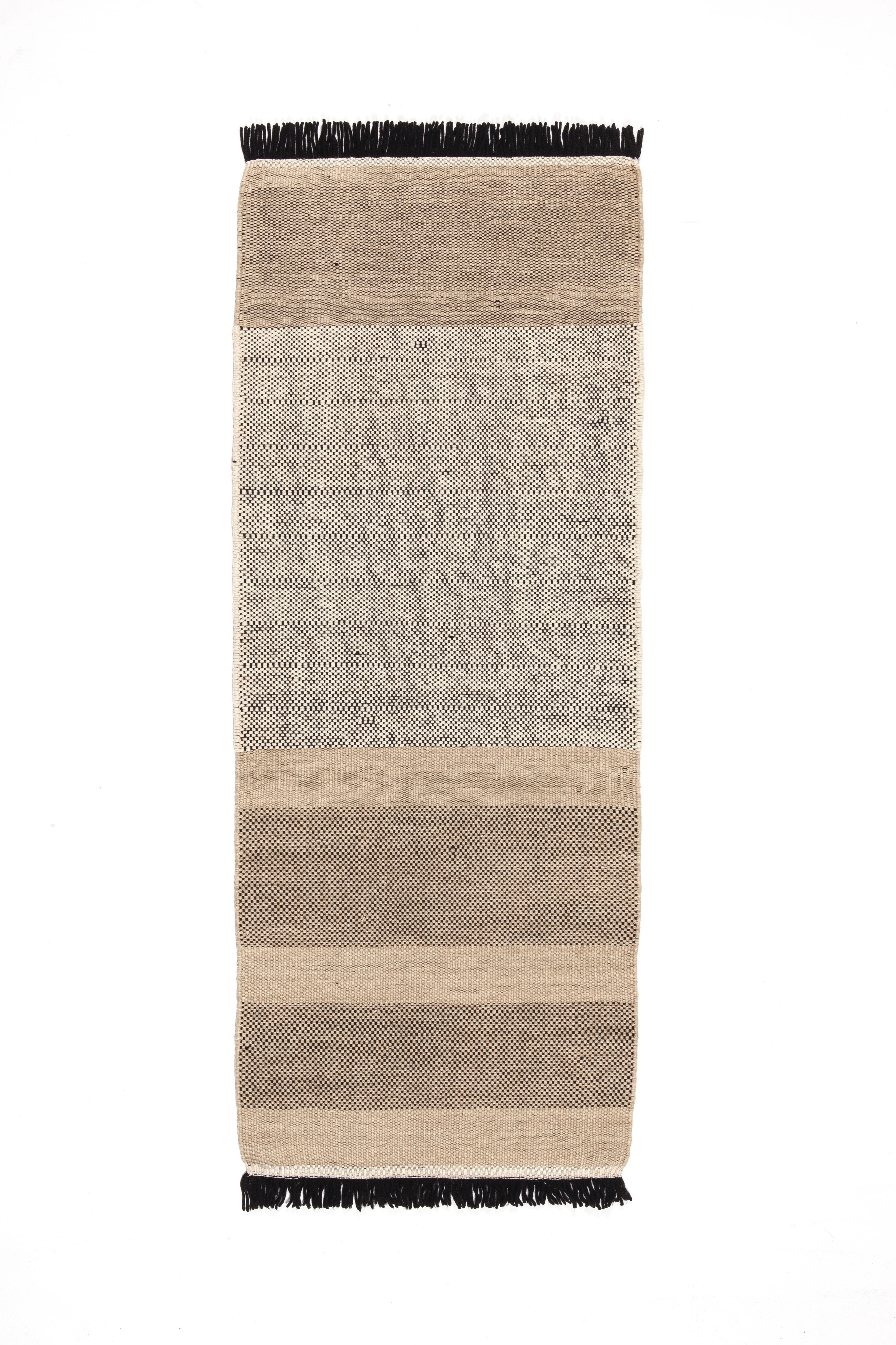 """When it comes to materiality in hallway flooring, comfort and durability are key,"" said Ben Anicet, CEO North America, nanimarquina. ""A rug should be long lasting and stain resistant, but also have soft textures that are comforting to guests and make them feel at home."""