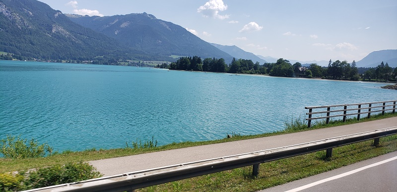 Austrian Lake District