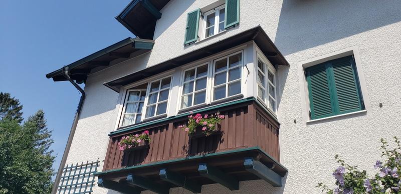 Mondsee architecture