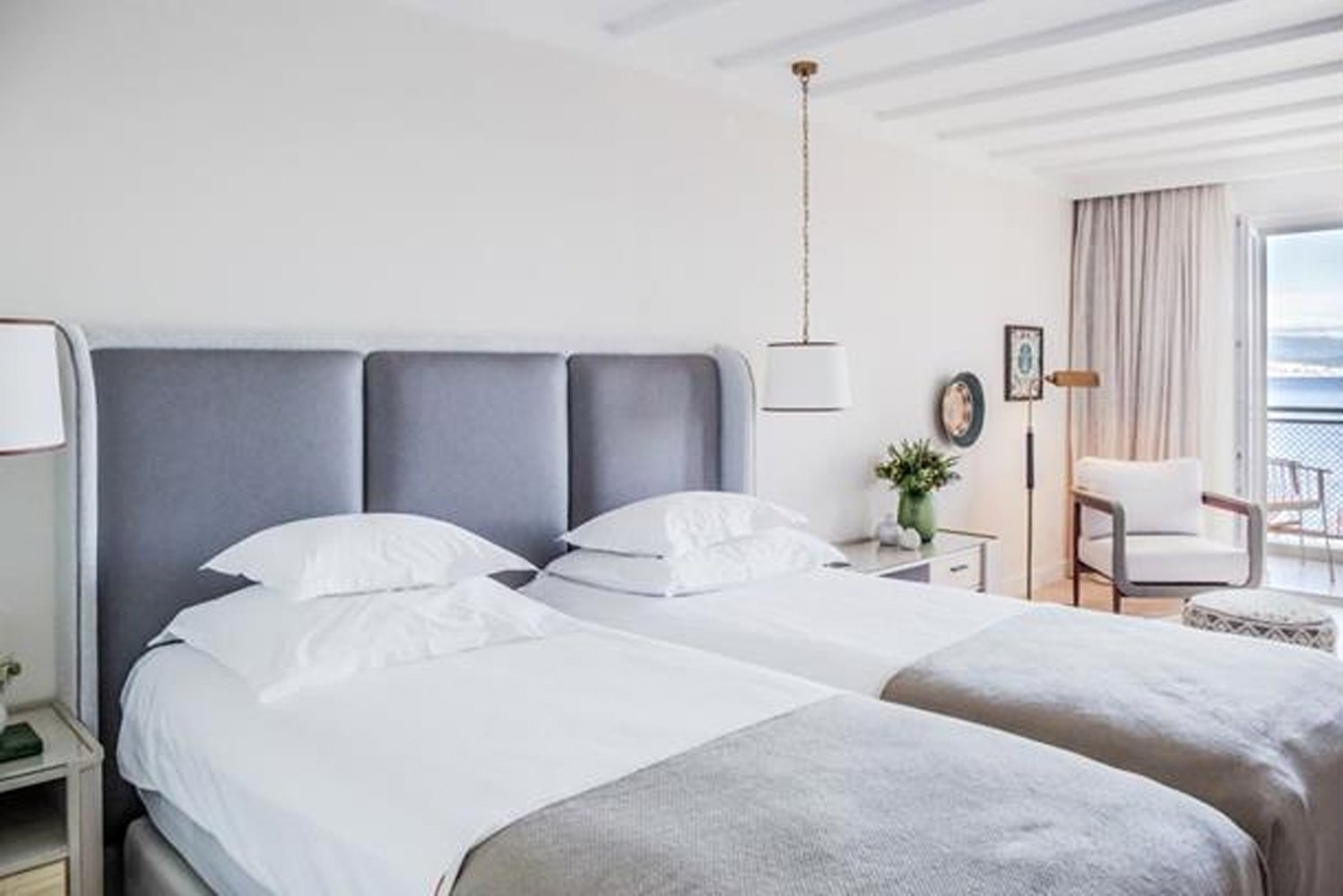 HBA London completed the first phase of a total refurbishment of Camellia Hotel in the Croatian coastal destination of Opatija.