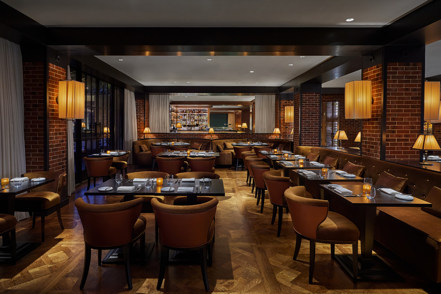 Cut D.C. – helmed by executive chef Andrew Skala – was designed by French architect, interior designer and landscape artist Jacques Garcia.