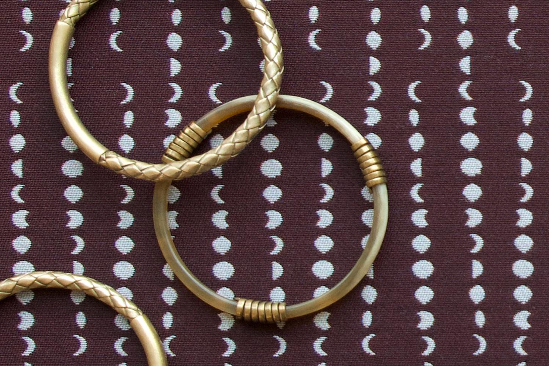 Aimée Wilder announced the Eudaimonia textile collection.
