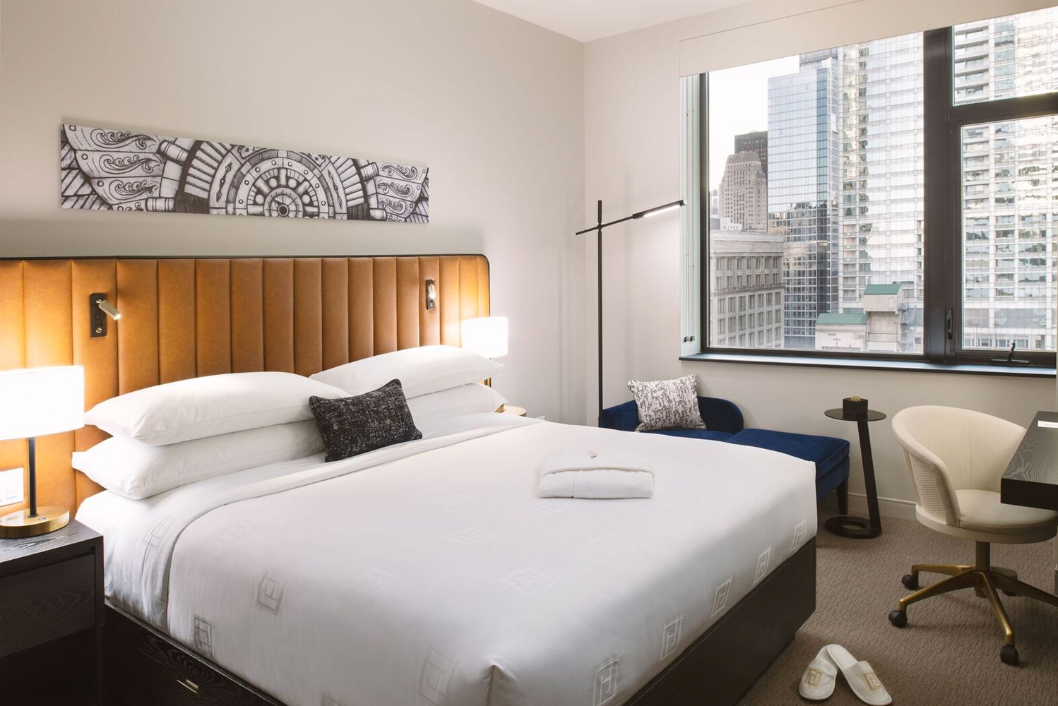 Oxford Hotels & Resorts, with Quadrum Global, enlisted the Gettys Group and Samuelson Furniture to bring life back into Hotel Julian.