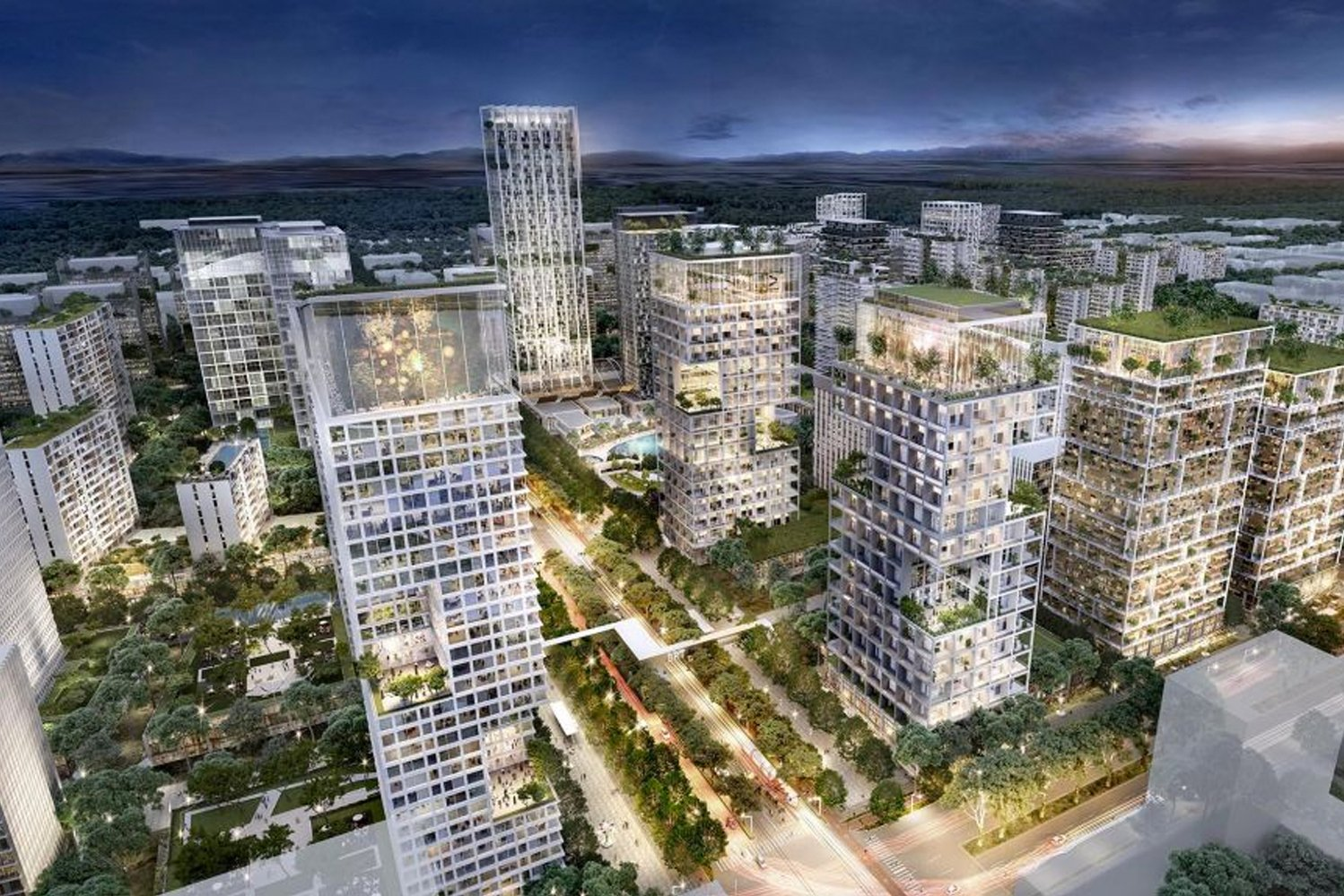 Developed to the north of the capital Manila on the site of a former military base, New Clark City is led by the Philippine Bases Conversion and Development Authority (BCDA) in partnership with a number of private developers.