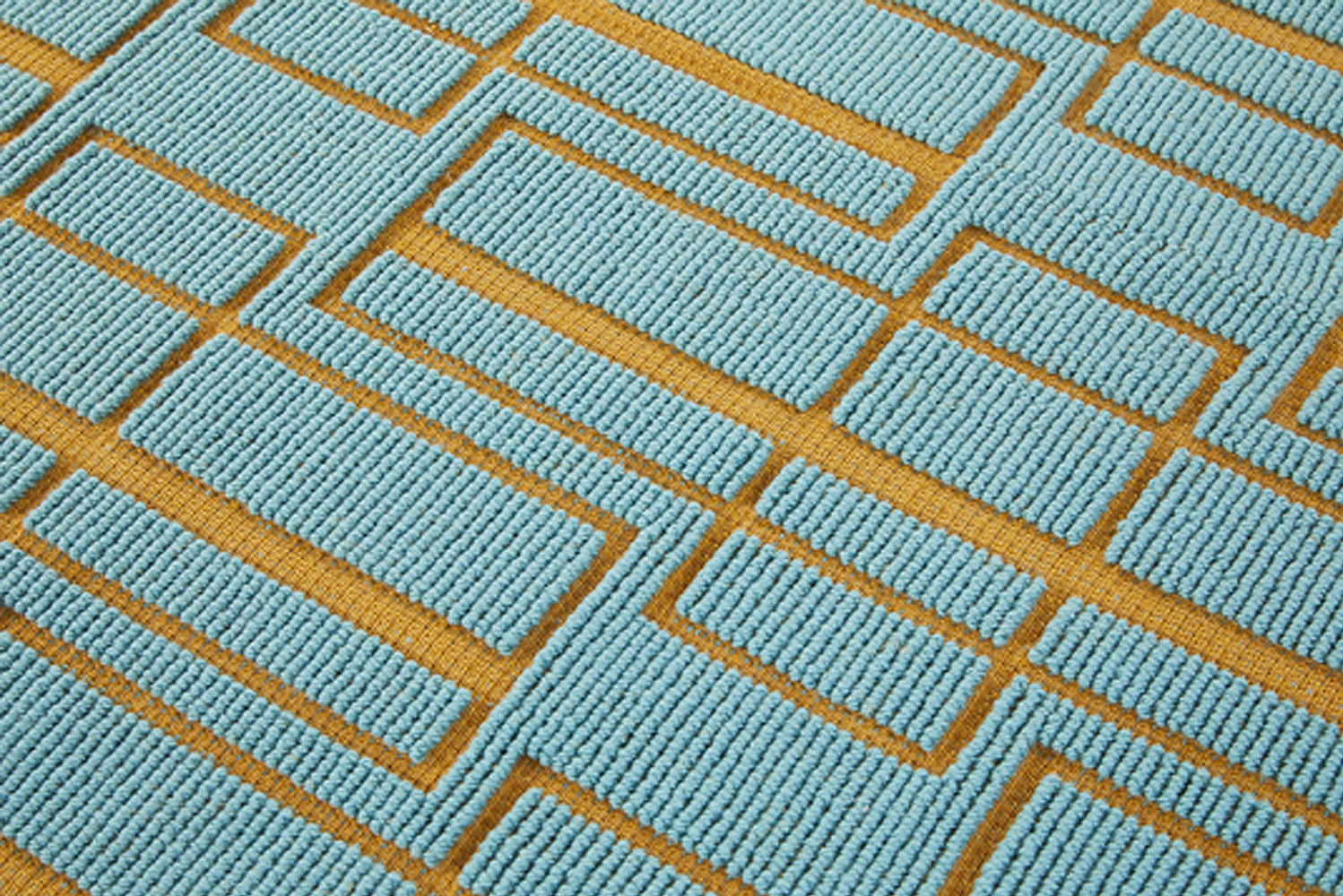 La Manufacture Cogolin launched a new collection of wool, cotton and jute carpets.