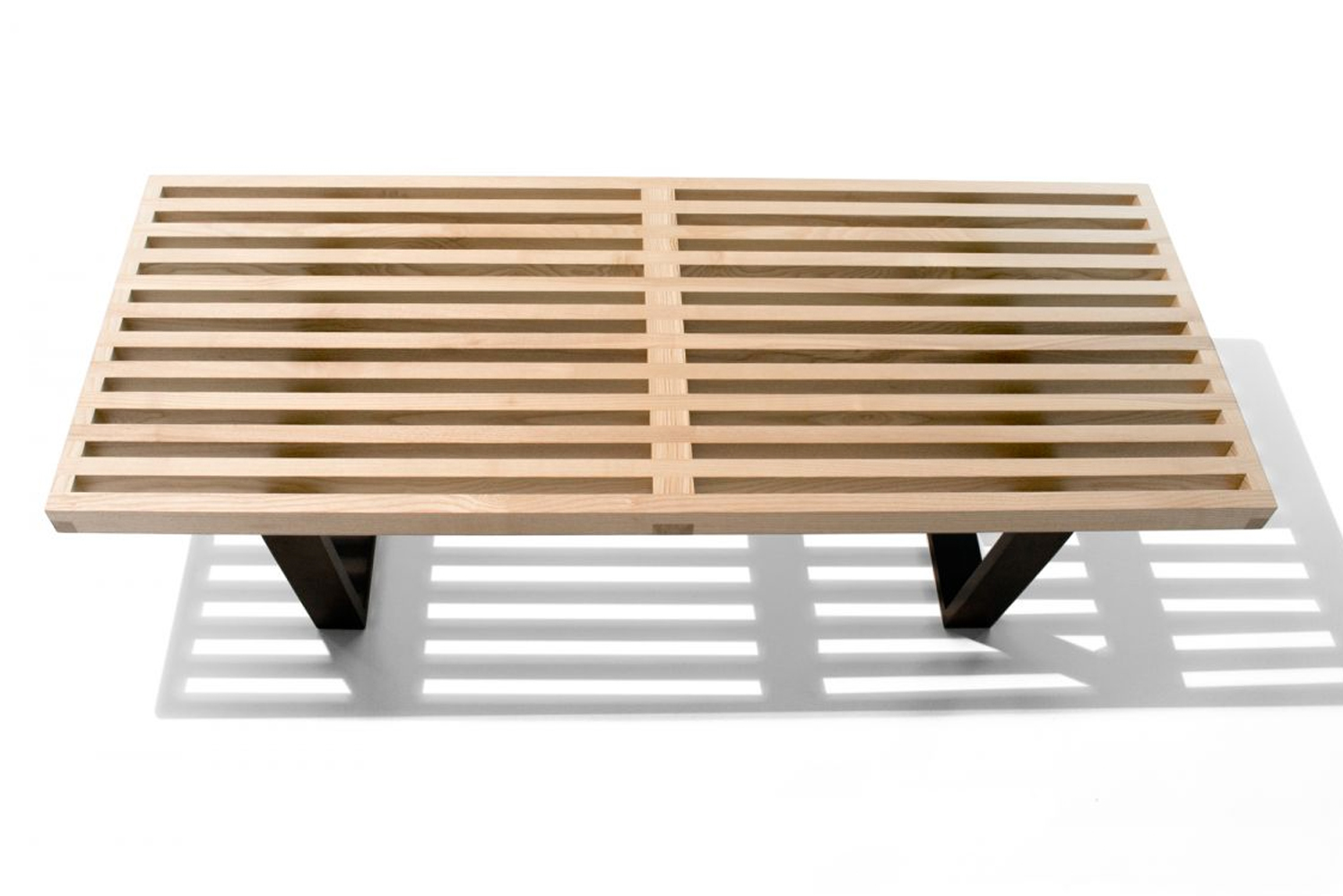 Equally functional as a bench or low table, this piece from Rove Concepts can be used in numerous ways.