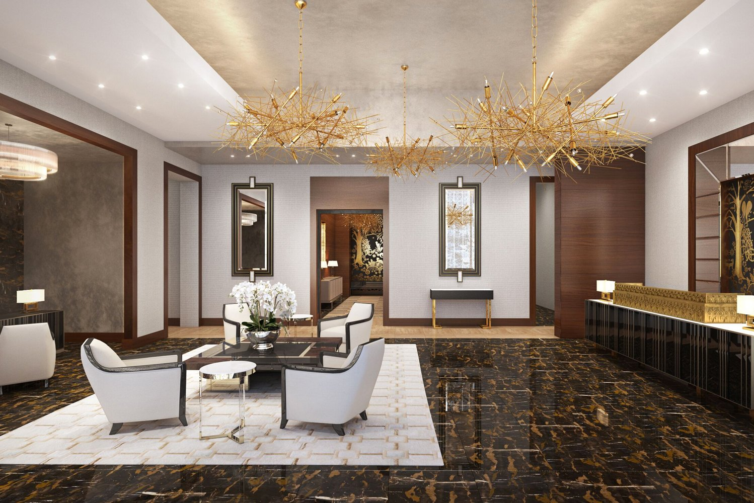 The Ritz-Carlton, Los Angeles started an enhancement project, the largest in the property's 10-year history.