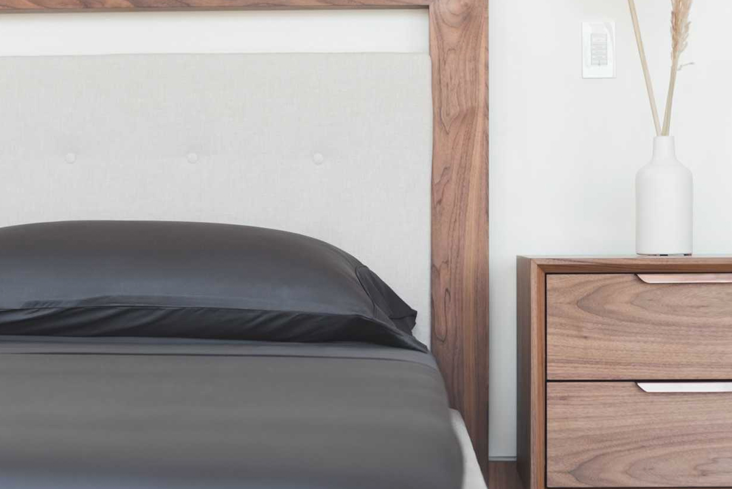 Rove Concepts announced its new luxury bedding, the Rora collection, which includes the mulberry charmeuse silk sheet set and the organic bamboo sheet set.