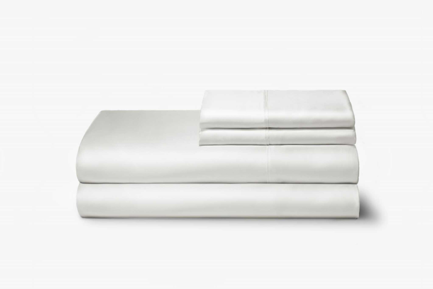 The organic bamboo sheet set is a sustainable alternative to traditional cotton sheets.