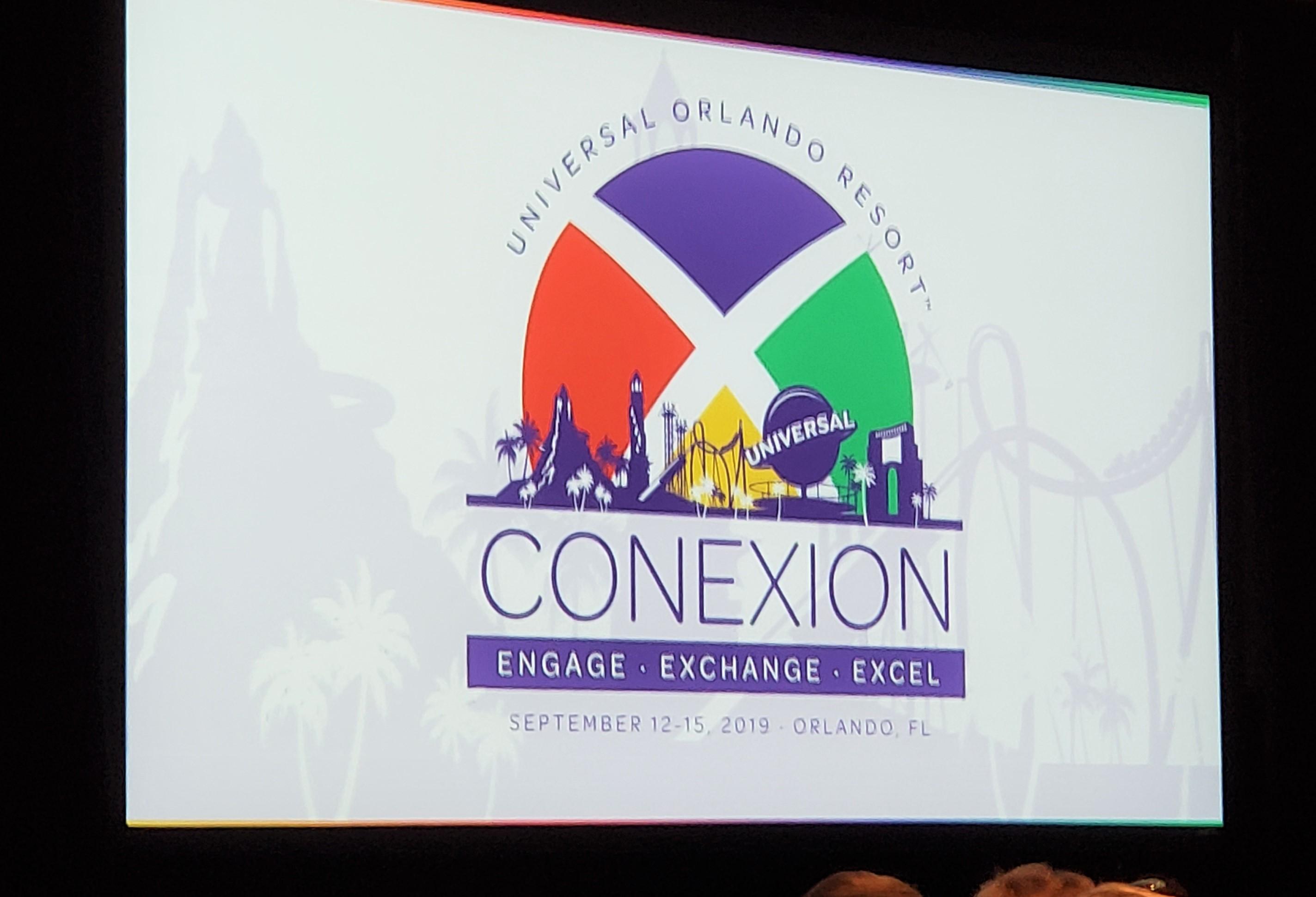 2019 CoNexion conference
