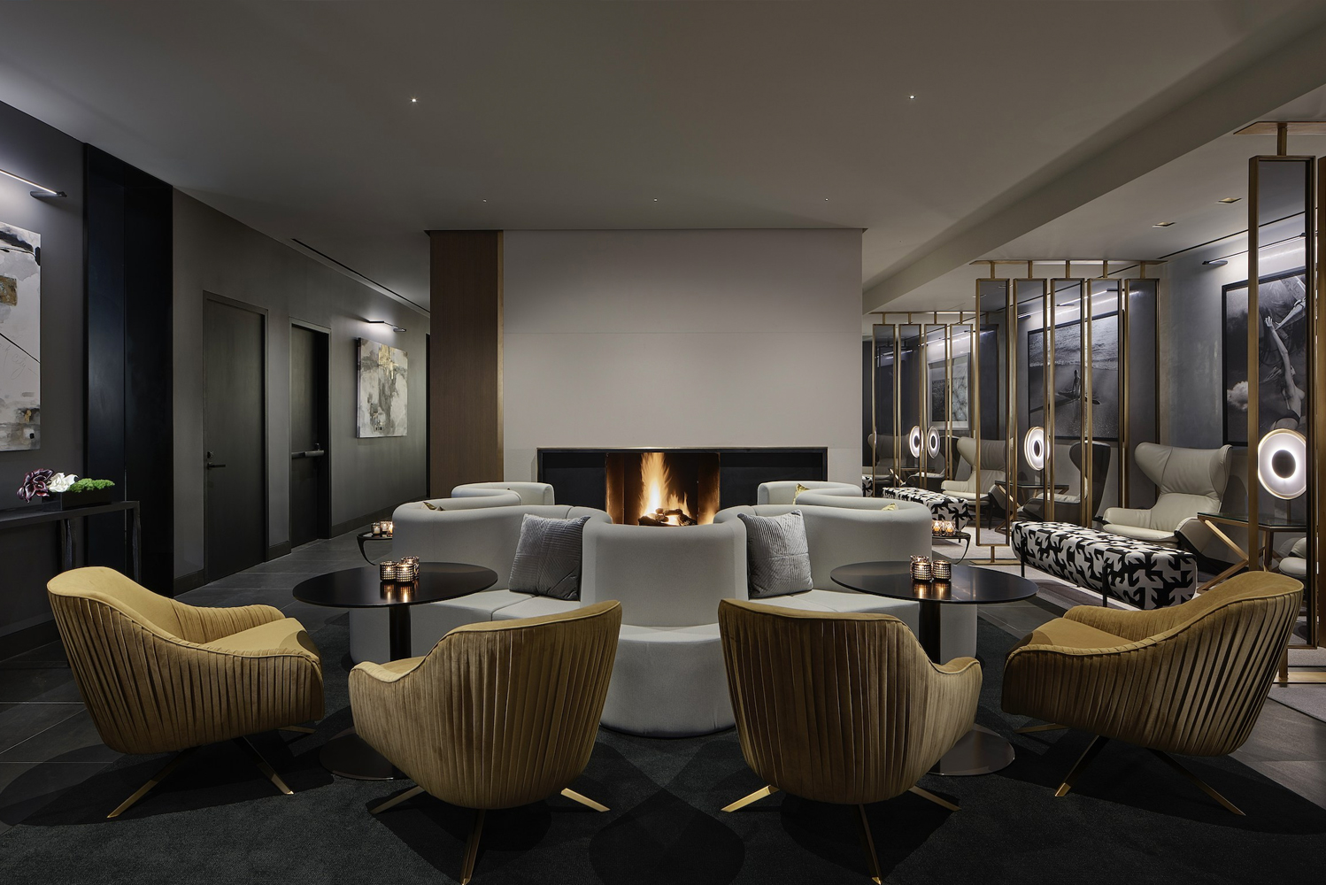 AKA announced the completion and debut of its sixth New York City property, AKA Tribeca.