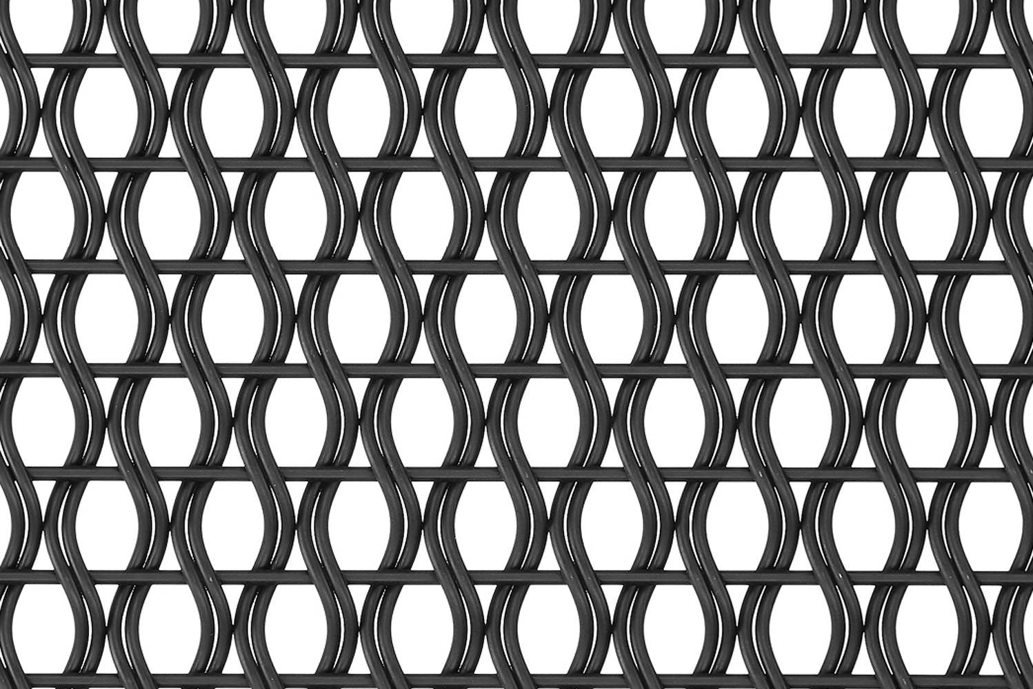 Introducing the latest wire mesh pattern from Banker Wire.