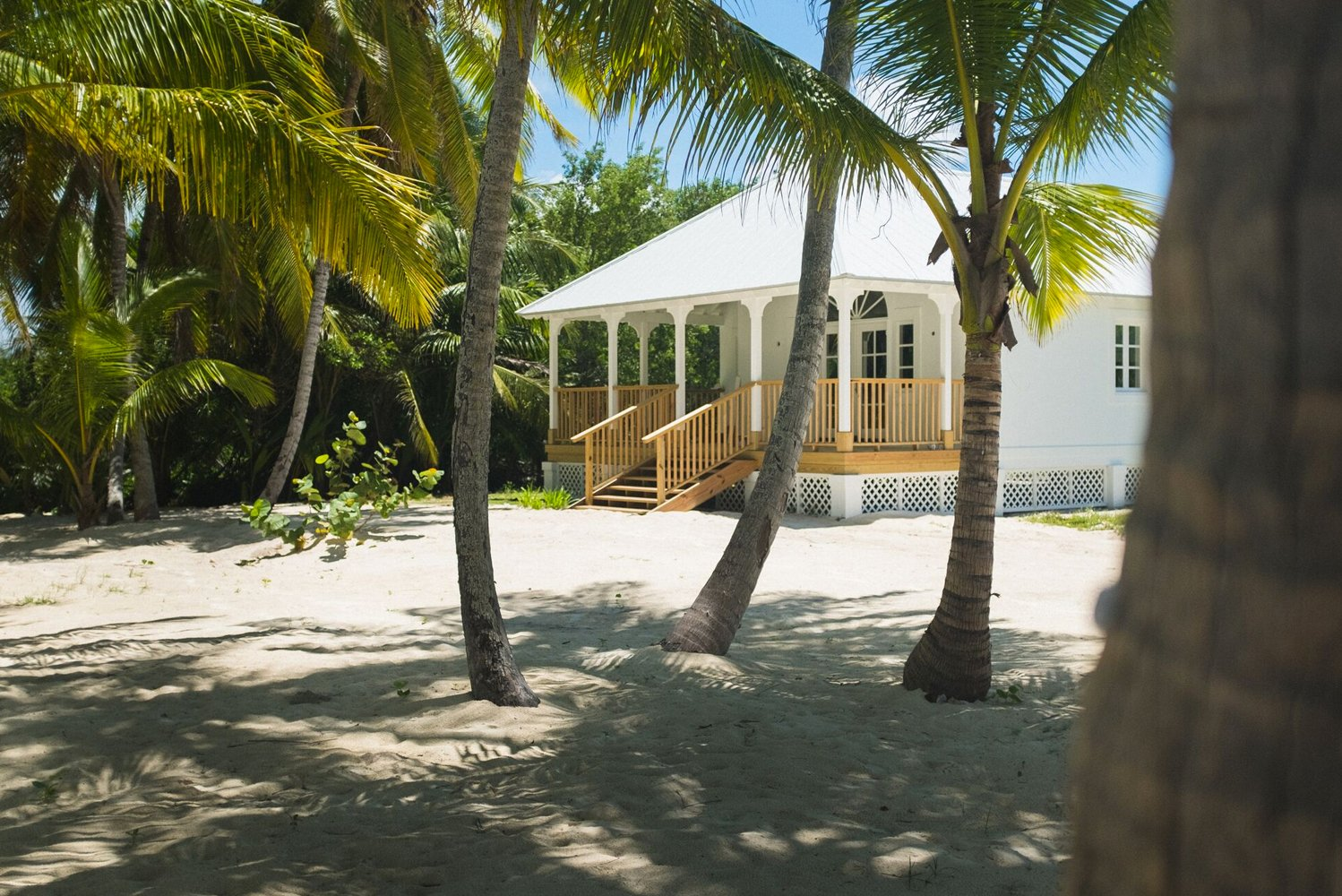 Bryan and Sarah Baeumler will open Caerula Mar Club on the island of South Andros in the Bahamas this November.