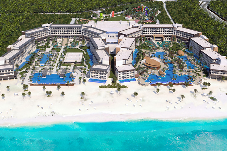 "Hyatt Ziva/Zilara is opening new properties in the ""Beverly Hills"" of the Dominican Republic this November."