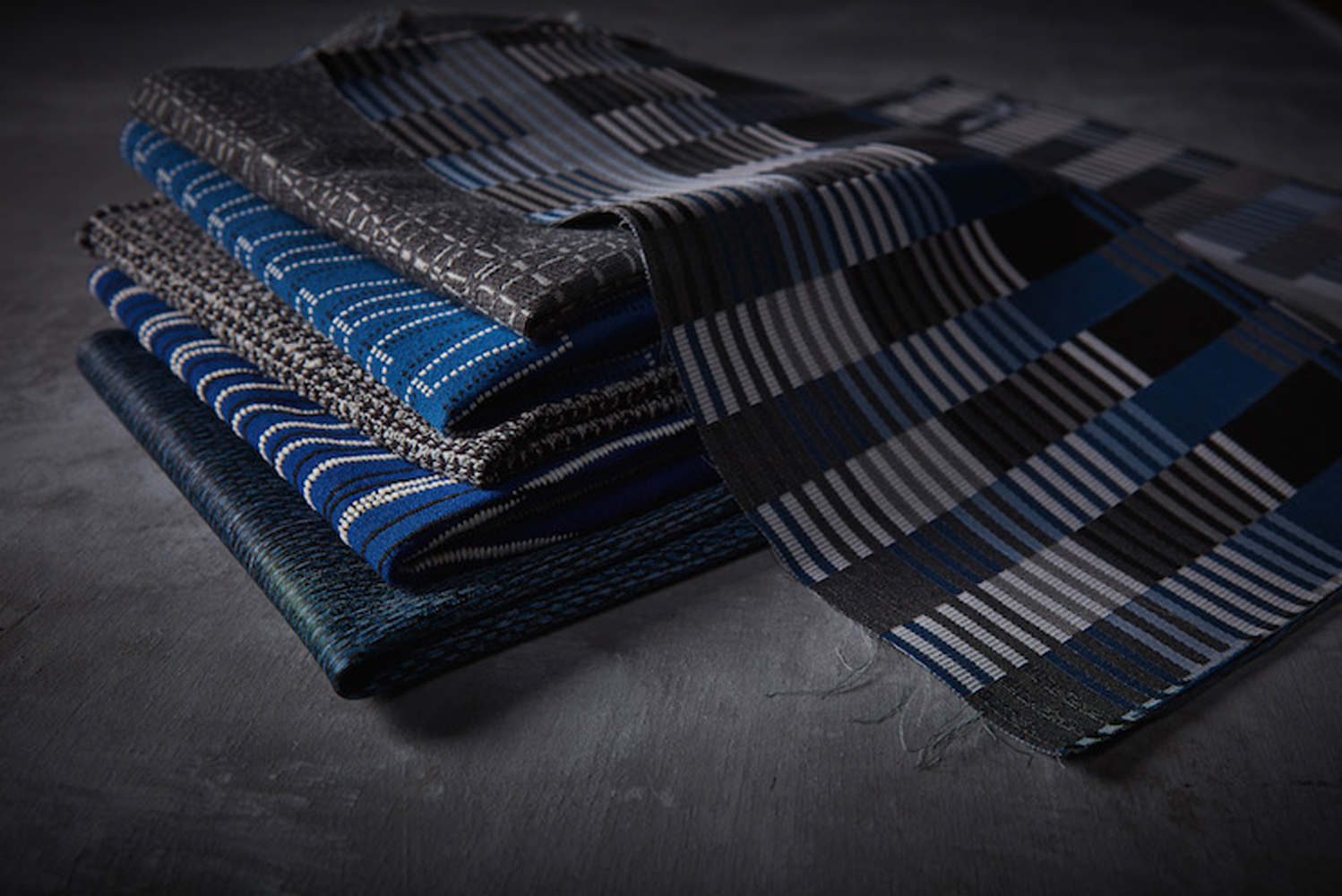 Introducing Minim, a new collection of textiles from US-based Pallas Textiles.